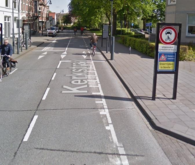 Kerkstraat Zwolle